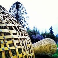Photo taken at Parque de las Esculturas by Jorge K. on 9/19/2012