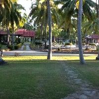 Photo taken at Mimpian Jadi Resort by Dg N. on 12/6/2012