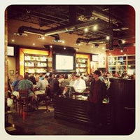 Photo taken at BJ's Restaurant and Brewhouse by Christian S. on 10/5/2012