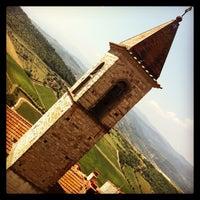 Photo taken at Castello di Nipozzano by Claudio W. on 7/26/2013