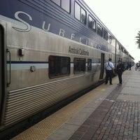 Photo taken at Metrolink Fullerton Station by Tim A. on 12/4/2012