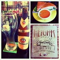 Photo taken at Broadway Heights California Cuisine by Artemio Silva Jr / D. on 6/24/2013