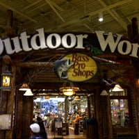 Photo taken at Bass Pro Shops by BeerGeekATL E. on 3/16/2013