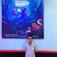 Photo taken at Caribbean Cinemas by Diana C. on 6/22/2016