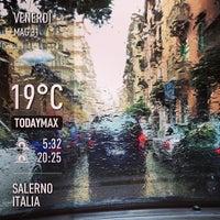 Photo taken at Stazione Salerno Duomo - Via Vernieri by Enzo T. on 5/31/2013