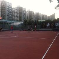 Photo taken at 上海耐克篮球公园 by Jude Z. on 7/20/2014