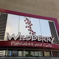 Photo taken at Wildberry Pancakes & Cafe by David D. on 8/8/2013