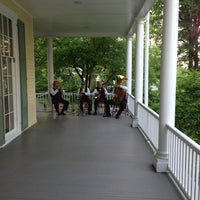 Photo taken at Gracie Mansion by Mara C. on 5/30/2013