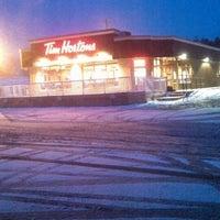 Photo taken at Tim Hortons by Todd M. on 2/16/2014