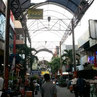 Photo taken at Pasar Baru (Passer Baroe) by Sue D. on 8/31/2013