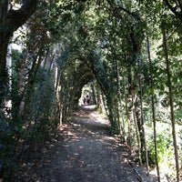 Photo taken at Giardino di Boboli by Andrea S. on 3/16/2013
