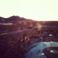 Photo taken at Quechan Casino Resort by Victoria G. on 2/18/2012