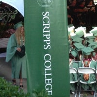 Photo taken at Scripps College by Jim C. on 5/19/2013