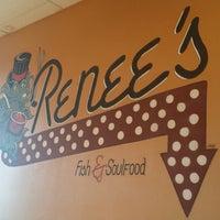 Photo taken at Renee's Fish & Soul Food by John (Pugsi) H. on 8/16/2014