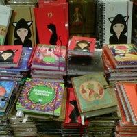 Photo taken at Librerías Crisol by Tatssss on 11/6/2012