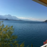 Photo taken at Wellness- & Spa-Hotel Beatus by Dr. Moe on 9/26/2015
