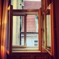 Photo taken at Barceló Old Town Praha by Marek K. on 11/27/2012