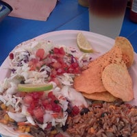 Photo taken at Key West Tacos by Paul T. on 8/12/2013