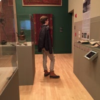 Photo taken at Mary and Leigh Block Museum of Art by Kim A. on 3/7/2015