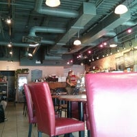 Photo taken at coffee and friends by Alex G. on 8/8/2013