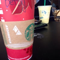 Photo taken at Starbucks by Bessy A. on 11/26/2013