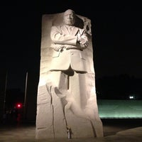 Photo taken at Martin Luther King, Jr. Memorial by Michelle C. on 8/28/2013