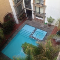 Photo taken at De Mendoza Hotel by fito p. on 5/15/2013