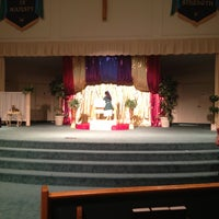 Photo taken at Fellowship Community Church by Steven S. on 5/10/2013