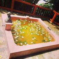 Photo taken at Pariya Resort & Villas Haad Yuan Koh Phangan by Mond D. on 6/18/2014