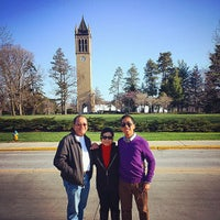 Photo taken at Campanile by Michael F. on 4/11/2015