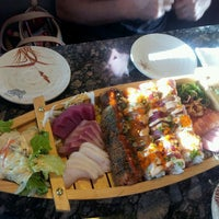 Photo taken at Nishiki Sushi by Martin U. on 5/30/2013