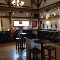 Photo taken at Vynecrest Vineyard & Winery by Max P. on 5/4/2014