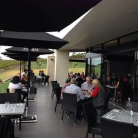 Photo taken at Angove McLaren Vale Cellar Door by Jenny M. on 4/13/2014