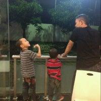 Photo taken at Laut Biru Resort Hotel by asep y. on 2/13/2016