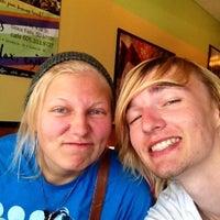 Photo taken at Camille's Sidewalk Cafe by John W. on 7/31/2013