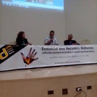 Photo taken at Auditorio da Reitoria by Lenilda L. on 10/17/2013