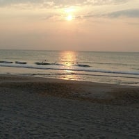 Photo taken at Wrightsville Beach by Seany R. on 9/13/2013