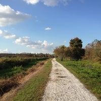 Photo taken at Bird Rookery Swamp by Linda J. on 11/15/2012