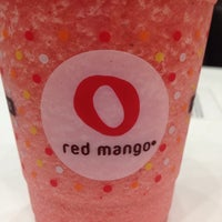 Photo taken at Red Mango by Alison on 4/27/2014