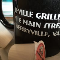 Photo taken at Berryville Grille by Greg S. on 4/9/2016