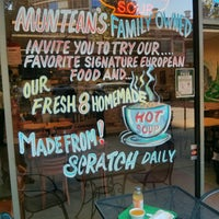 Photo taken at Muntean's Sandwiches and Soups by Don K. on 10/2/2015