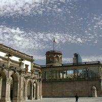 Photo taken at Museo Nacional de Historia (Castillo de Chapultepec) by Museo Nacional de Historia (Castillo de Chapultepec) on 1/10/2014