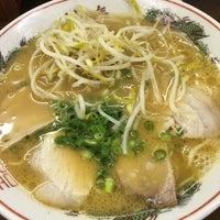 Photo taken at 中華そば 陽気 大手町店 by らいすけ on 10/12/2016