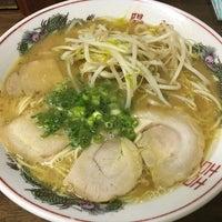Photo taken at 中華そば 陽気 大手町店 by らいすけ on 10/3/2016