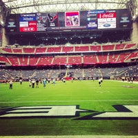 Photo taken at NRG Stadium by Devin M. on 9/15/2013