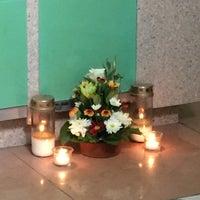 Photo taken at Santuario de San Vicente de Paul by Pauline I. on 6/19/2016