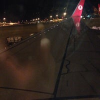 Photo taken at Domestic Terminal Departure  by Yildiray A. on 3/7/2014