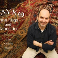 Photo taken at Hayko Fine Rugs and Tapestries by Hayko Fine Rugs and Tapestries on 11/8/2013