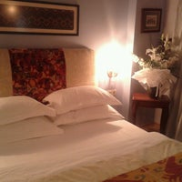 Photo taken at Hotel Djem by Amy L. on 4/1/2014