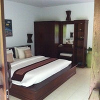 Photo taken at Chaw-Ka-Cher Tropicana Lanta Resort by Dawidh P. on 12/4/2013